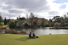 メルボルン王立植物園