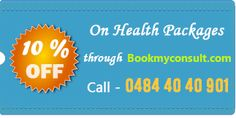 10% off on Health Packages booked through Bookmyconsult.com at Sunrise Hospital