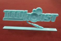 3D print your business name or logo