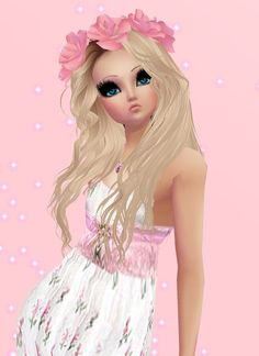IMVU, the interactive, avatar-based social platform that empowers an emotional chat and self-expression experience with millions of users around the world. Virtual World, Virtual Reality, Social Platform, Imvu, Avatar, Disney Characters, Fictional Characters, Disney Princess, My Love