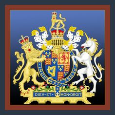 JAMES II, KING OF ENGLAND & VII OF SCOTLAND ~1660 Coat of Arms of the Kingdom of England from 1660 to 1689 used by King Charles II and James II. ~~~~~~~~ Louis XIV's offer to have James elected King of Poland in the same year was rejected, for James feared that acceptance of the Polish crown might (in the minds of the English people) render him incapable of being King of England. After Louis concluded peace with William & Mary in 1697, he ceased to offer much in the way of assistance to…
