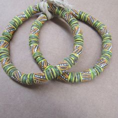 12 pieces of recycled glass beads from Ghana. Main colour is Green Wholesale price Shipping time 2 weeks to customer Recycled Glass, Main Colors, Ghana, Fair Trade, Glass Beads, Recycling, African, Green, Jewelry