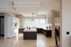 Lam House kitchen by Nico van der Meulen Architects