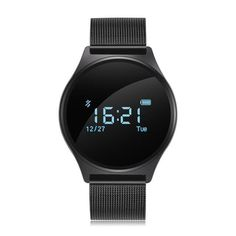 c710d71d44ae SMARTELIFE Slim Bluetooth Smartwatch with Heart Rate Monitor Blood Pressure  Smart Watch Wearable Devices for iOS Android Phone 👍👍