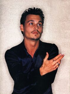Johnny Depp Photo Shoots 1995 - Yahoo Image Search results