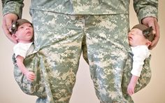 Cargo Pants for Babies :-)