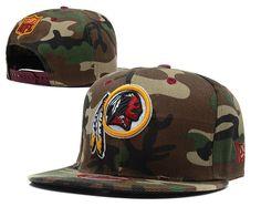 NFL-Washington Redskings New era Camo Snapback Hats 036 8064 1b12f49159c