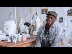 Cleveland Institute of Art: Alumni Profile - Kevin Snipes - YouTube