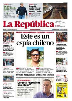 La República Lima 05-03-2015
