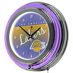 Los Angeles Lakers Neon Light