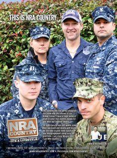 NRA Country artist Craig Morgan