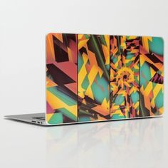 Delayed Impact Laptop & iPad Skin. Great Gift Ideas | Gadget Cases | MacBook Accessories