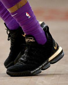 "more photos cba38 c9ee2 Bleacher Report Kicks on Instagram  ""I m King 16 👑  KingJames"". Basketball  ShoesTiesSneakerBasketball ..."