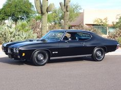 Mmm a nice classic GTO I have always wanted one of these!