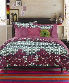 Look what I found on #zulily! Shanti Duvet Cover Set by Idea Nuova #zulilyfinds