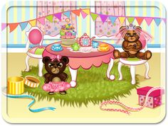 Teddy Bear by Iva Ivanova, via Behance