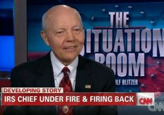 IRS Commissioner: 'My goal is to help restore people's faith in IRS' - Patriot UpdatePatriot Update FYI...He's still  a lying sack of puss.