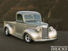 1940 Chevrolet Truck - sweet!
