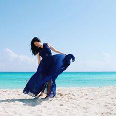 Michelle (@runwayonthego) I need vitamin SEA  #tbt #takemeback #ootd #wiw #fashionblogger