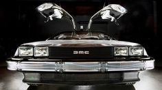 On this episode of The Downshift, we take a look back at one of the most interesting chapters in automotive history: the birth and death of the DeLorean Moto. My Dream Car, Dream Cars, Winning Lotto Ticket, Bttf Delorean, Dmc 12, Back To The Future, Toys For Boys, Looking Back, Busses