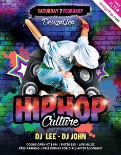 Hip Hop Dance Free PSD Flyer Template - http://freepsdflyer.com/hip-hop-dance-free-psd-flyer-template/ Enjoy downloading the Hip Hop Dance Free PSD Flyer Template Template by Designyep!  #Beats, #Club, #Dj, #Event, #HipHop, #Party, #Promotion, #Rap