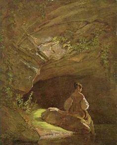 Kliknij aby zamknąć Carl Spitzweg, Emily Dickinson, Blond, Artist, Painting, Artists, Painting Art, Paintings, Painted Canvas