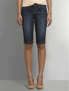 Best Knee-length Shorts: an already compiled list so you don't have to look so far for modest pants! http://www.ldsliving.com/story/72331-vogue-virtue-knee-length-shorts-2013
