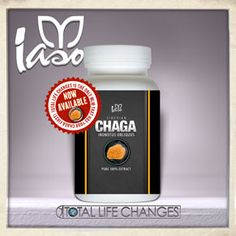 "Iaso™ Siberian Chaga extract. TLC is the first and only MLM to carry 500mg capsules of 100% pure wild Siberian Chaga Extract.  Siberians used Chaga for centuries in the form of a drink. The natural phytochemicals found in Siberian Chaga, aka ""soup water"" is believed to play a major role in increased life expectancy.  In Siberia, Russia, and Eastern Europe, it is an essential beverage."