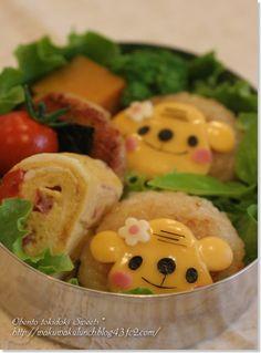 Monkey Grilled onigiri