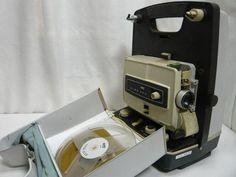 SO47GC エルモ ELMO 8mm プロジェクター FP-A ジャンク_画像1