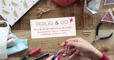 Perles & Co offer more than beads and components. Official distributor of Swarovski Elements, Miyuki and Preciosa seed beads. Beading Tools, Ball Mason Jars, Micro Macramé, Rico Design, Knitting Books, Loom Patterns, Journal Cards, Czech Glass Beads, Bead Weaving