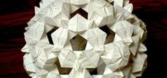 Oh, what fun you can have with a little math + a little origami. Bradford Hansen-Smith folds intricate geometric sculptures entirely from paper plates and is kind enough to offer a few HowTo's to get you started. Examples of his work below; scroll all the way down for the HowTo. Geometric Shapes Art, Geometric Sculpture, Paper Plate Art, Paper Plates, Diy Paper, Paper Crafts, Altered Books Pages, Geometry Activities, Math Projects