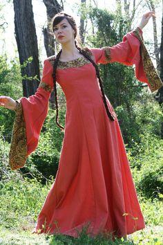 Venetain Rennaissance Dress by kissmonica on Etsy, $90.00