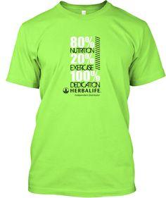 Herbalife 80-20-100 T-Shirts | Teespring