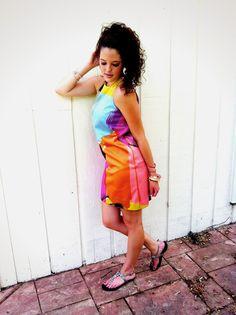 Kat's Fashion Fix. Love this sheath dress!!