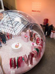 Pop pink the colour range includes six characterised by ne Boutique Logo, Design Boutique, Boutique Interior, Showroom Design, Merci Paris, Kiosk Design, Retail Store Design, Bath And Beyond Coupon, Pop Up Shops