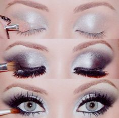 LOVE :) I want to do this to my eyes!