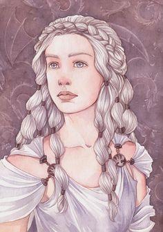 Daenerys Targaryen -- Jenny Dolfen