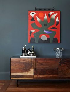 Art House by Sarah Davison Interior Design http://decdesignecasa.blogspot.it