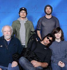 Jan 2019 Daily The Walking Dead Cast