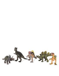 5 Pack Dinosaurs | M&S