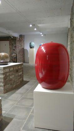 Ceramic Antonio Lampecco - Maredret Belgium -