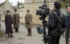 Downton Abbey: Exclusive on set pictures of the fifth series - Telegraph