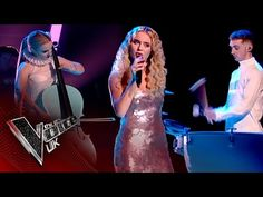 Clean Bandit perform 'Symphony' feat. Zara Larsson | The Voice UK 2017 - YouTube