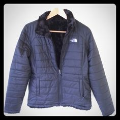 Last ChanceThe North Face! Reversable winter coat. BNWOT! NO FLAWS. GORGEOUS COAT! The North Face Jackets & Coats