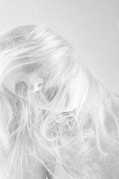 White Powder by Ela Zubrowska
