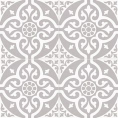 Victorian Style Grey Floor Tile