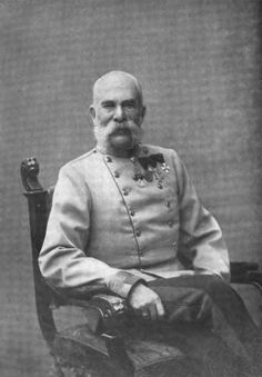 Franz Joseph, His Imperial Majesty the Emperor of Austria and King of Hungary 1914