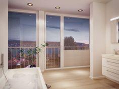 STOMEO Visualisierungen Windows, 3d, Architecture Visualization, Real Estates, Floor Layout, Bathroom, Window, Ramen