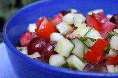 Italian Grape Salad